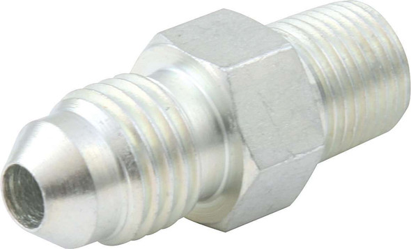 61-725 Gauge Adapter 1/8in NPT Male to 4an Male Quickcar Racing Products