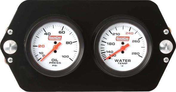 61-6004 Gauge Panel Pro Sprint Quickcar Racing Products
