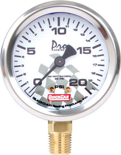 56-220 Tire Inflator 0-20 PSI Dry Quickcar Racing Products