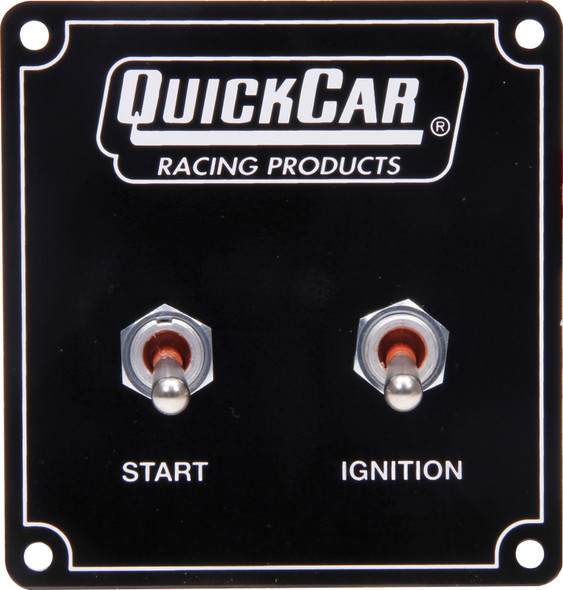 50-7531 Ignition Panel 2 Switch With Weatherpack Quickcar Racing Products