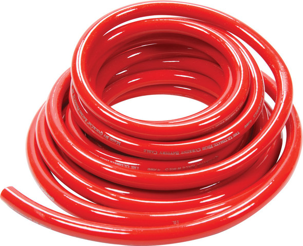 57-1541 Power Cable 4 Gauge Red 15Ft Quickcar Racing Products