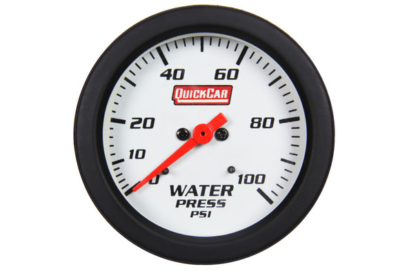 611-7008 Extreme Gauge Water Pressure Quickcar Racing Products