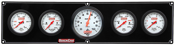 61-77513 Extreme 4-1 OP/WT/OT/FP w/ 3in Tach Quickcar Racing Products