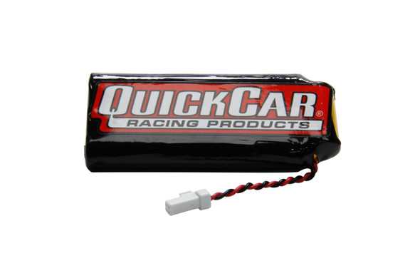 63-605 Battery for Digital Gauges Quickcar Racing Products