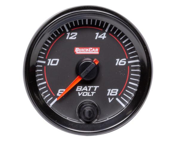 69-007 Redline Gauge Voltmeter Quickcar Racing Products