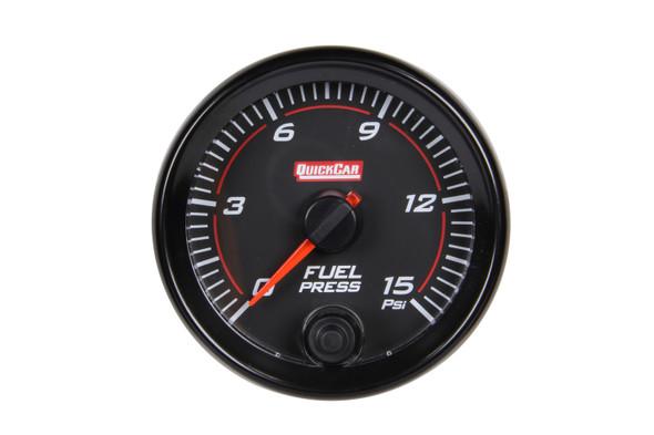 Redline Fuel Pressure Gauge 69-000 Quickcar Racing Products