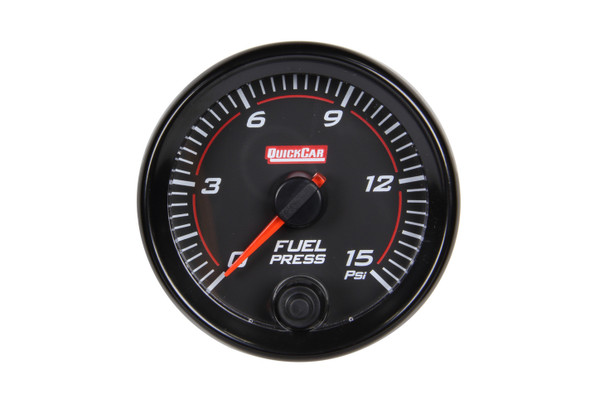 Redline Fuel Pressure Gauge 69-000 Quickcar Racing Products