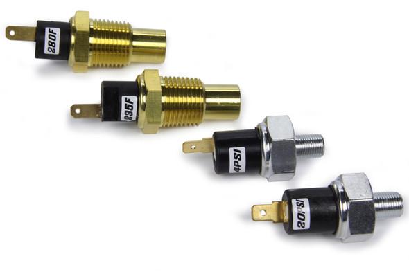 Mechanical Gauge Senders (4) OP / WT / OT / FP QRP61-752 Quickcar Racing Products