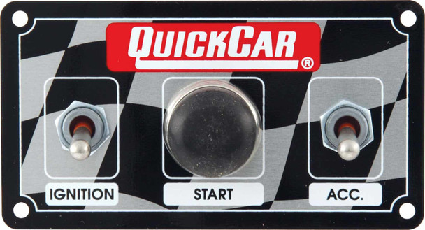 50-031 Ignition Panel Single Quickcar Racing Products