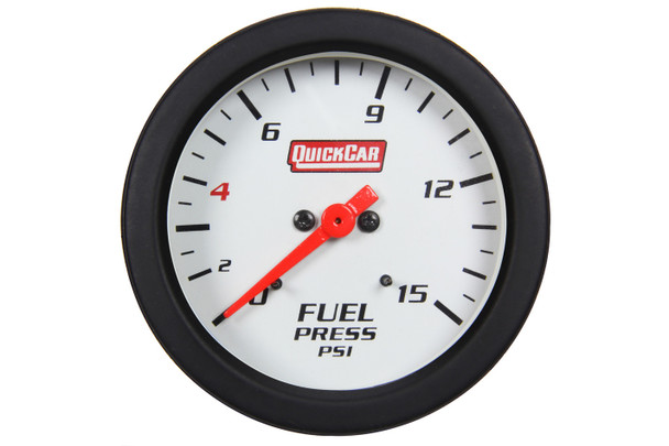 611-7000 Extreme Gauge Fuel Pressure Quickcar Racing Products