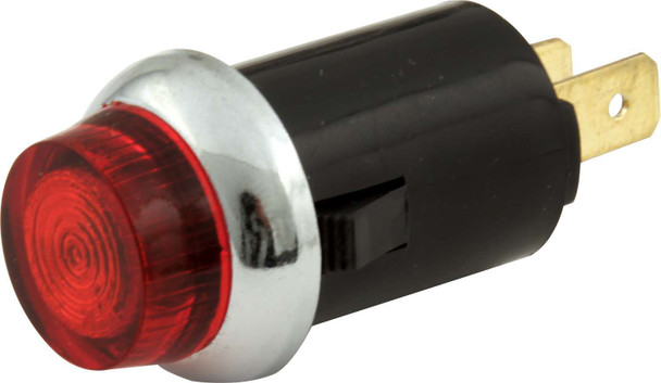 """61-701 Warning Light 3/4"""" Red Quickcar Racing Products"""