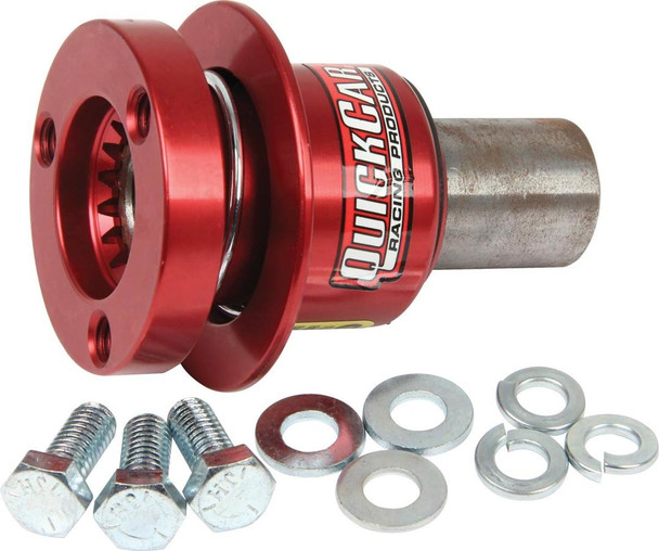 68-015 Steering Disconnect 360 Type Spline Aluminum Quickcar Racing Products