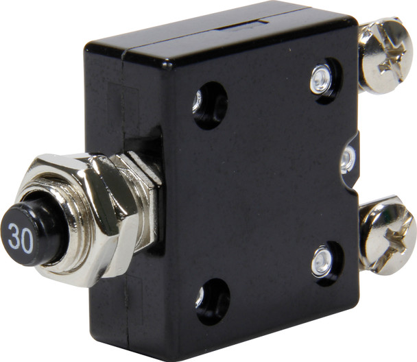 50-9730 30 Amp Resettable Circuit Breaker Quickcar Racing Products