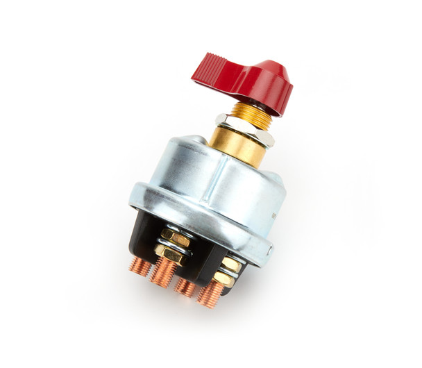 55-005 Master Disconnect Switch Only High Amp 4 Post Quickcar Racing Products