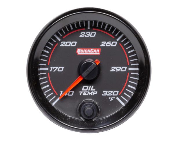 69-009 Redline Gauge Oil Temperature Quickcar Racing Products