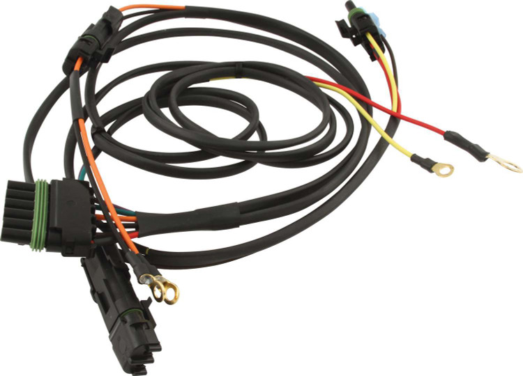 Wiring Harness - Ignition - Weatherpack - Single Ignition Box/Quickcar Switch Panels - Kit