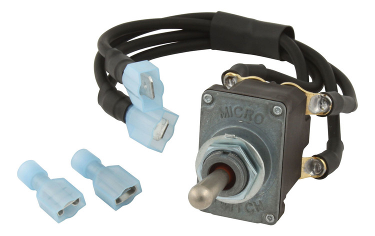 50-403 Electric Wing Switch Kit Pre-Wired Quickcar Racing Products