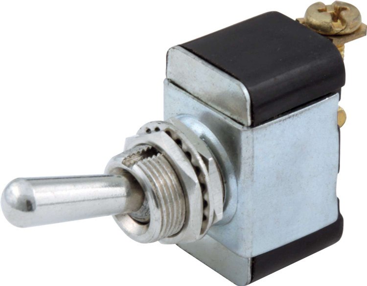 Toggle Switch - On/Off - Single Pole - 25 Amp Continuous - 12V - Each