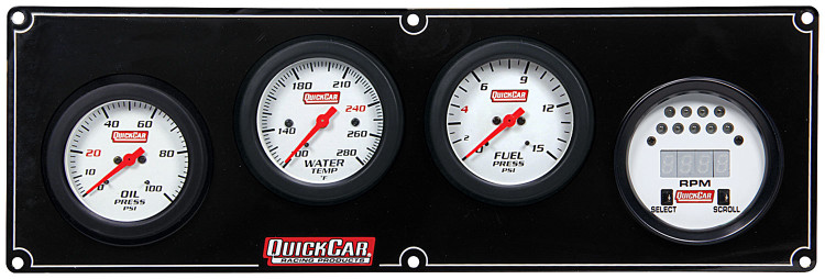 61-7042 Extreme 3-1 w/Tach Quickcar Racing Products