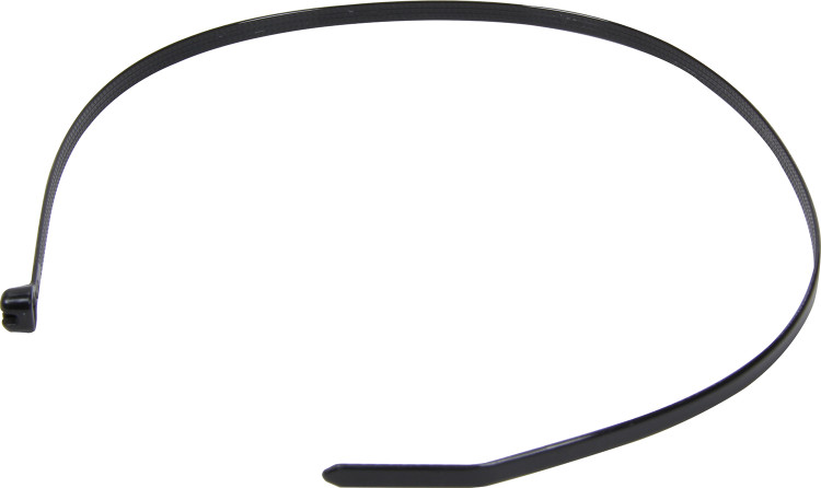58-250 - Cable Ties - Zip Ties - Nylon - 15 in - Black - Set of 50