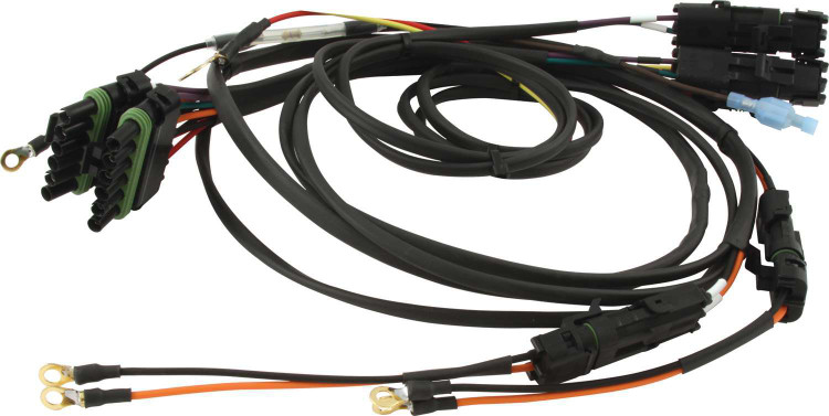 50-2021 - Wiring Harness - Ignition - Weatherpack - Dual Ignition Box/Quickcar Switch Panels - Kit