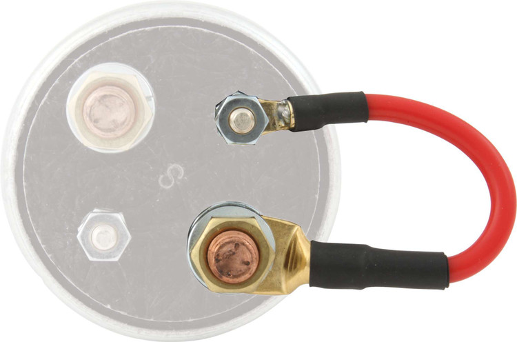 55-120 - Disconnect Jumper Wire - Master Disconnect - Vehicle With Alternator - Each