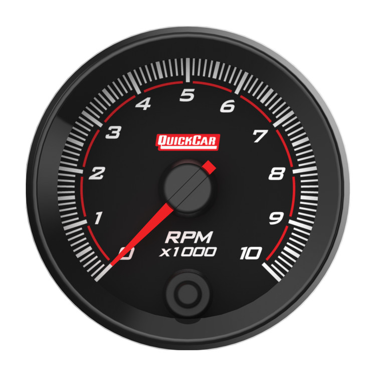 69-001 Redline Tachometer 2-5/8 Recall Quickcar Racing Products