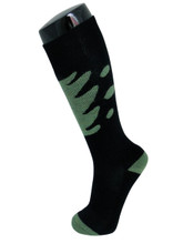 SUMMIT- Full Terry Merino Wool Knee High with arch support-Summit, Ski, wool