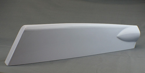 Cessna 150 rudder cap, replaces OEM part number 0431013-1.