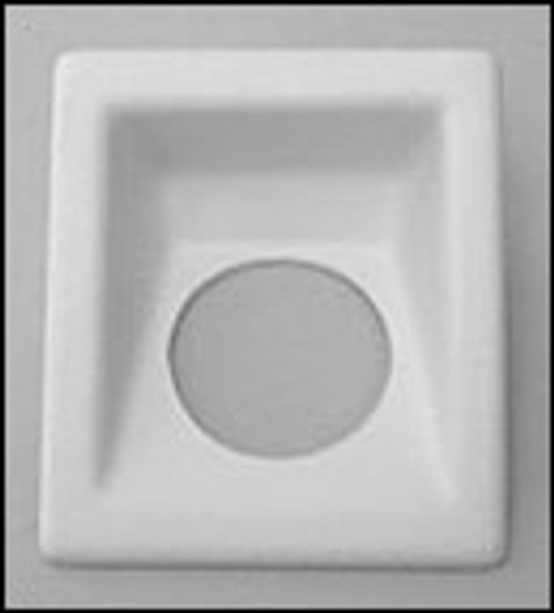 Piper PA-31 Navajo Air Conditioner Outlet Cover H55282-02, 55282-02, 55282-002