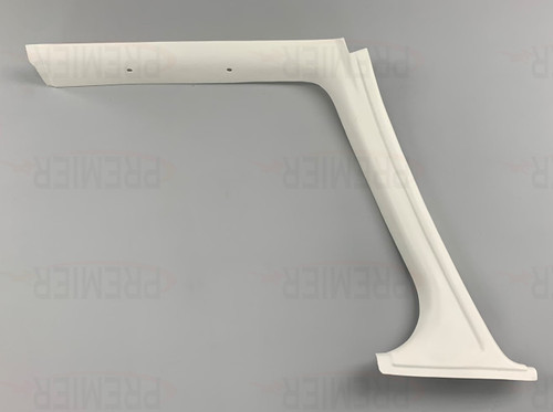 Piper PA-28, 28R, 28RT Front Left Window Frame Cover. H79171-14, 79171-14, 79171-014