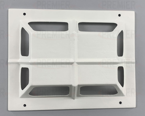 Piper PA-28, 32, 34, 44 Evaporator Filter Cover. H99550-02, 99550-02, 99550-002