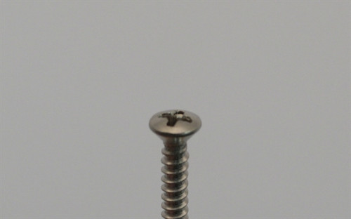 Picture of Oval Head Screws, Size 4 Type A