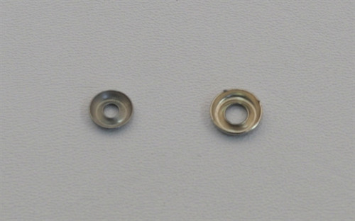 #4 Stainless Steel Countersunk Washers,  #6 Stainless Steel Countersunk Washers