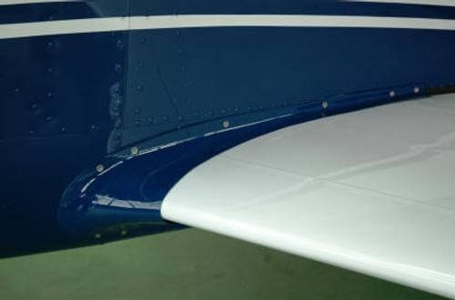 Piper PA-28 Wing Root Fairing by Knots 2U - 28WR