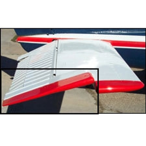 Cessna 182, 206 and 210 elevator tips by Knots 2U. Replaces Cessna part 1234608-2, 1234608-3-791, 1234608-4 and 1234608-4-791