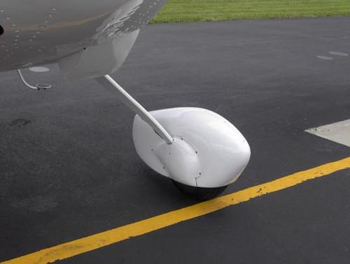 Cessna Fiberglass Modified Main Gear Fairing Kit W/Brake Fairings (6.00 X 6 Tire) Spring Type Landing Gear (CMGF-SP) (Set of Two