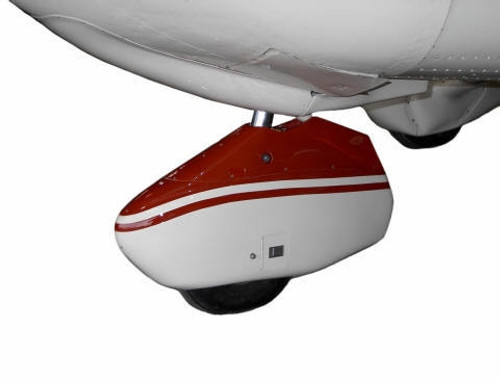 Cessna Nose Wheel Pant by Knots 2U