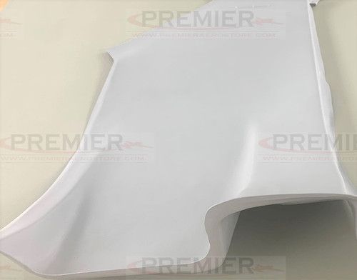 Cessna 150F Panel-Rear Doorpost LH. P0400129-5, 0400129-5