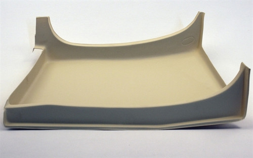 Cessna 172 Skyhawk Baggage Compartment Panel RH P0500210-97, 0500210-97, 0500210-97-532