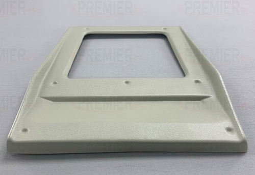 CESSNA P206C, P206D, P206E, U206C, U206D, U206E, U206F, P206C, P206D, P206E, U206C, U206D, U206E, U206F Cover Assy-Overhead Speaker P1211080-3, 1211080-3