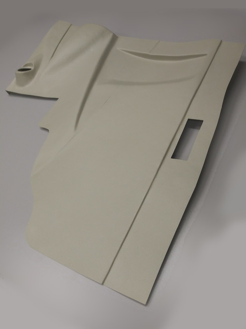 P0515075-68,Kick, Panel, cessna, 172, right hand, forward, plane, part, airplane, 0515075-68