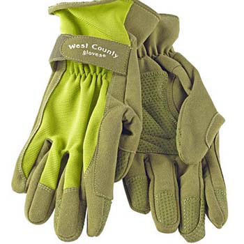 West County Classic Gloves - Green