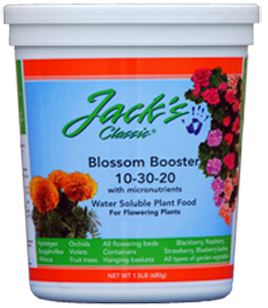 Jack's Classic Blossom Booster