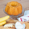 Tortuga Banana Rum Cake