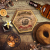 4 Tortuga 4oz Kentucky Bourbon Butter Cake