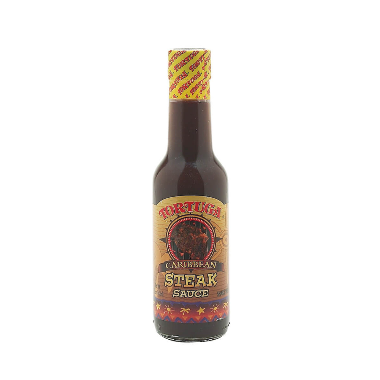 Tortuga Gourmet Steak Sauce 6 Bottles