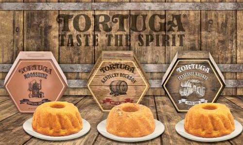 Tortuga's Transition To Spirit Cakes