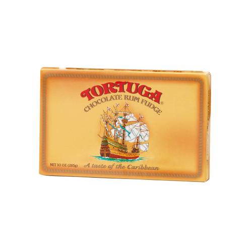 Tortuga Chocolate Rum Fudge (2 Boxes)