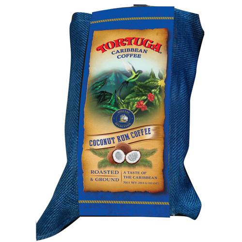 Tortuga Caribbean Coconut Rum Coffee